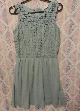 Платье летнее кружево
