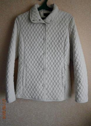 Стёганная куртка h&m