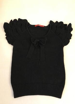 Жилетка свитер школьная