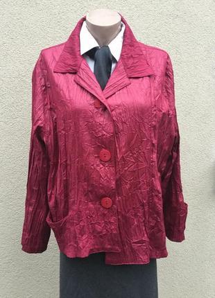 Ветровка ассиметрия,жакет,пиджак жатка,большой размер,этно,бохо стиль,вискоза,франция