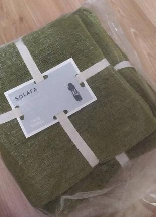 Подарочный набор полотенец баня+лицо