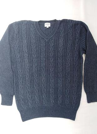 Пуловер  из шелка  и  кашемира sergio.