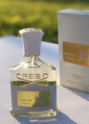 Creed aventus for her_original_eau de parfum 5 мл затест_парфюм.вода