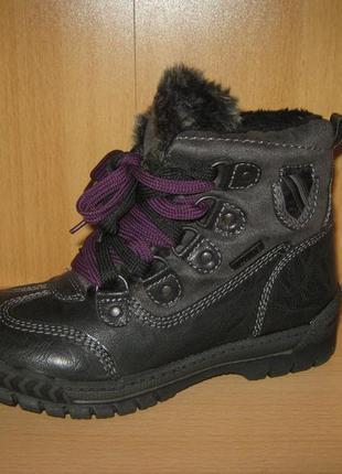 Termo ботинки для девочки willowtex, р.32, новые из германии.