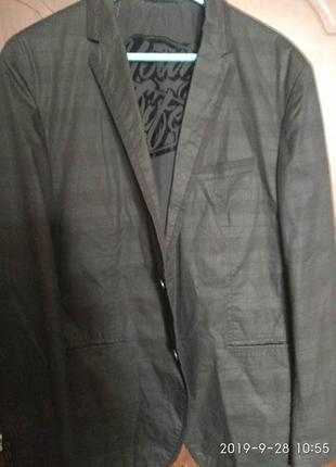 Необычный классический пиджак