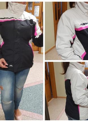 Термо куртка trespass еврозима (лыжная)