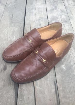 Туфли кожа бренд