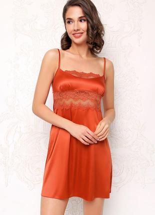 Красивенная сорочка anabel arto р.s-l