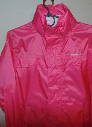 Куртка ветровка дождевик trespass оригинал новая абсолютно
