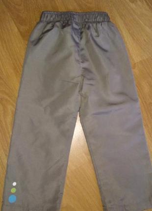 Демисезонные брюки pidilidi