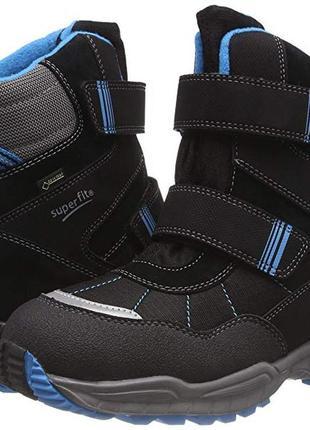 Зимние ботинки суперфит superfit модель culusuk с мембраной gore tex