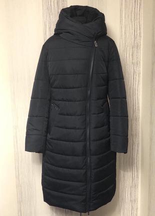 Жіноче пальто-пуховик