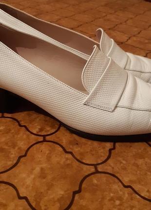 Кожаные туфли оксфорды peter kaiser/oригинал