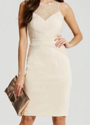 Новогоднее вечернее платье. размер м