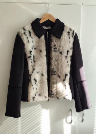 Куртка женская меховая