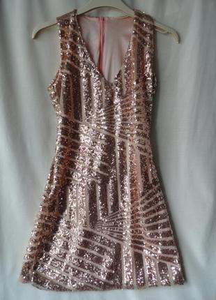 Классное клубное платье