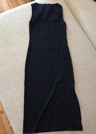 Женское утягивающее платье с-м