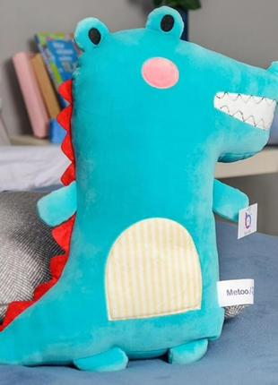 Подушка динозавр.
