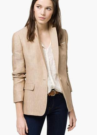 Massimo dutti: пиджак / блэйзер, шерсть+вискоза