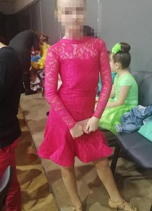 Платье для бальных танцев. бейсик, basic