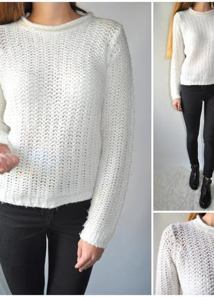 Милый свитер dorothy perkins крупной вязки