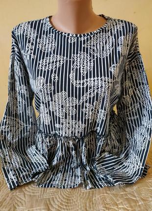 Красивая блуза от zara trafaluc