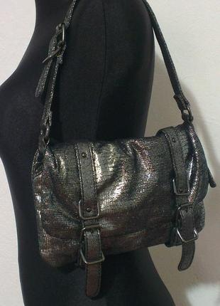 Стильная, фирменная маленькая сумочка, клатч