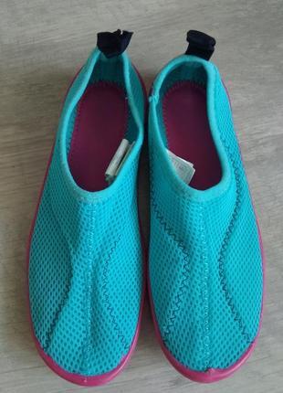 Обувь для бассейна decathlon