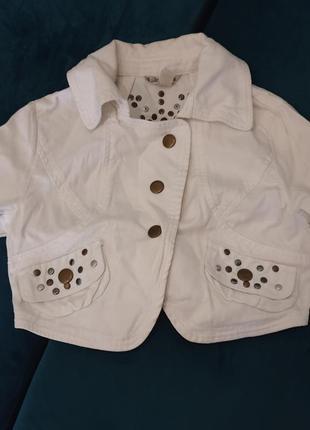 Куртка болеро  джинсовая крутая