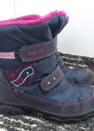 Сапоги, ботинки superfit р.33