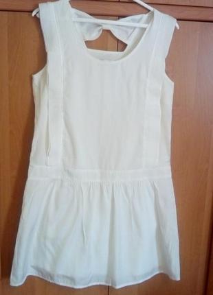 Платье белое good look