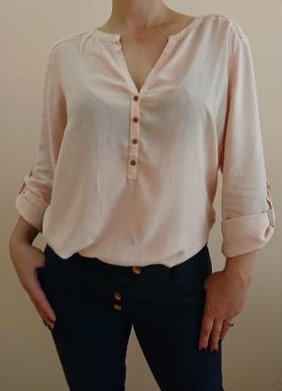 Легкая блуза-рубашка от tom tailor