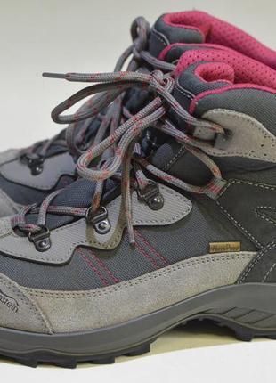 Треккинговые ботинки weissenstein waterproof outdoor