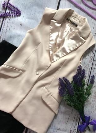 Пиджак жилетка