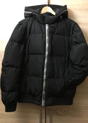 Мужская куртка-пуховик colin's размер l