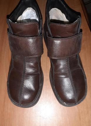 Ботинки известного бренда rieker, 38\39 р. зимние\овчина