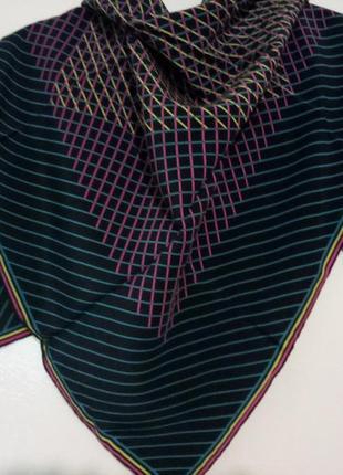 Платок элегантный крепдешиновый роуль + 300 платков шарфов на странице