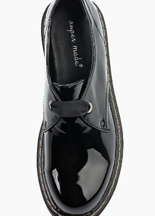 Туфли-оксфорды  super mode