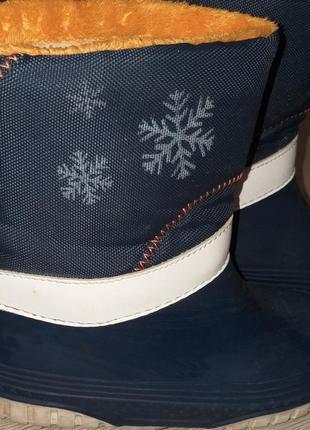 Зимние сапоги унисекс
