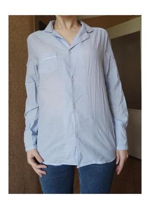 Стильная рубашка h&m1 фото