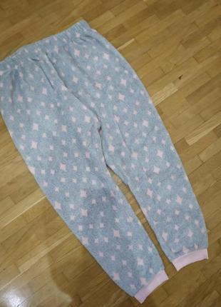 Пижамные штаны, штанишки для дома на размер xl love to lounge