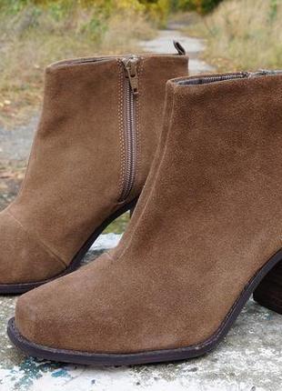 Жіночі замшеві туфлі bertie