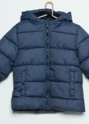 Зимняя куртка kiabi, португалия