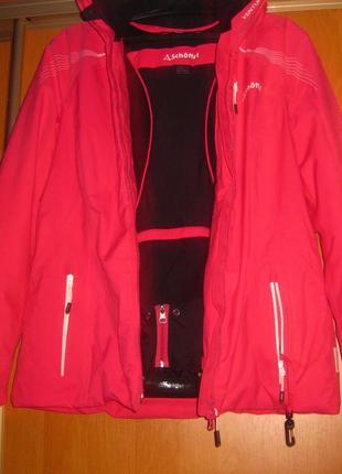 Горнолыжная европейская (германия) куртка, оригинал, плотная, осень-зима спорт