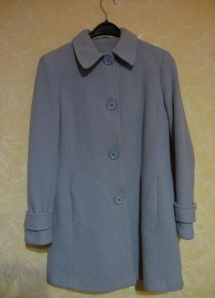 Осенне пальто size xs-s