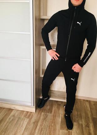 Спортивный костюм puma bmw размер м от 67 кг до 72 кг