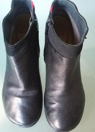 Ботинки кожаные camper 38 р.