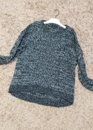 Стильный свитер оверсайз  new look р м
