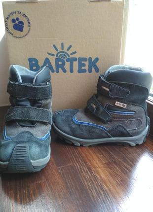 Зимние ботинки bartek, р.26