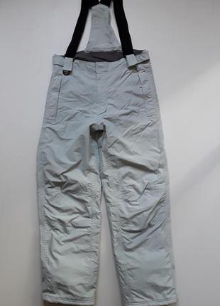 Лыжные штаны  комбинезон  унисекс